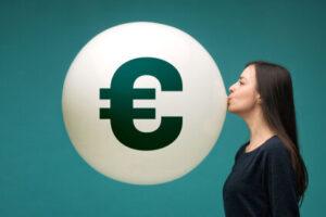 Inflatsioon muudab laenamise soodsamaks, kuid hävitab sääste